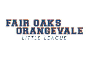 fair oaks orange little league