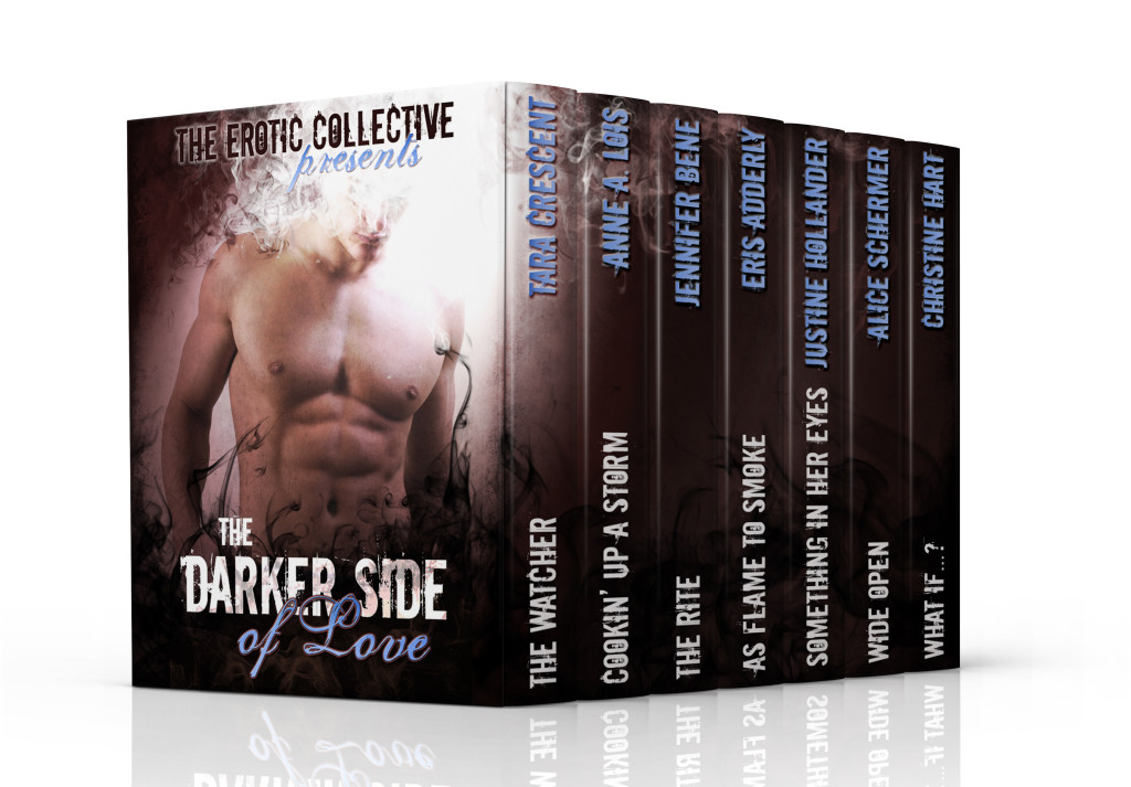 The Darker Side of Love – Now on Amazon!