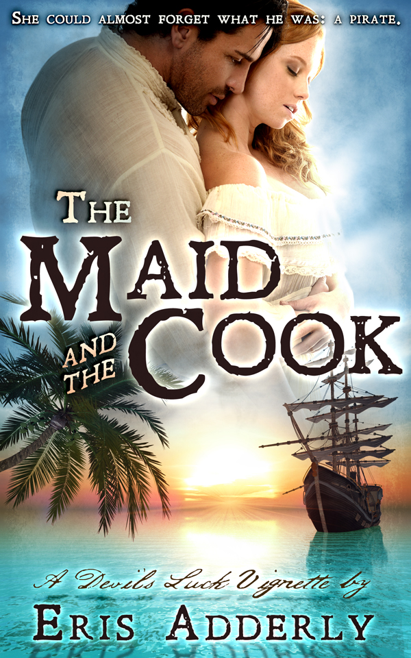 The Maid and the Cook book cover art