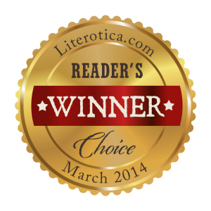 Literotica Readers Choice Award Winner