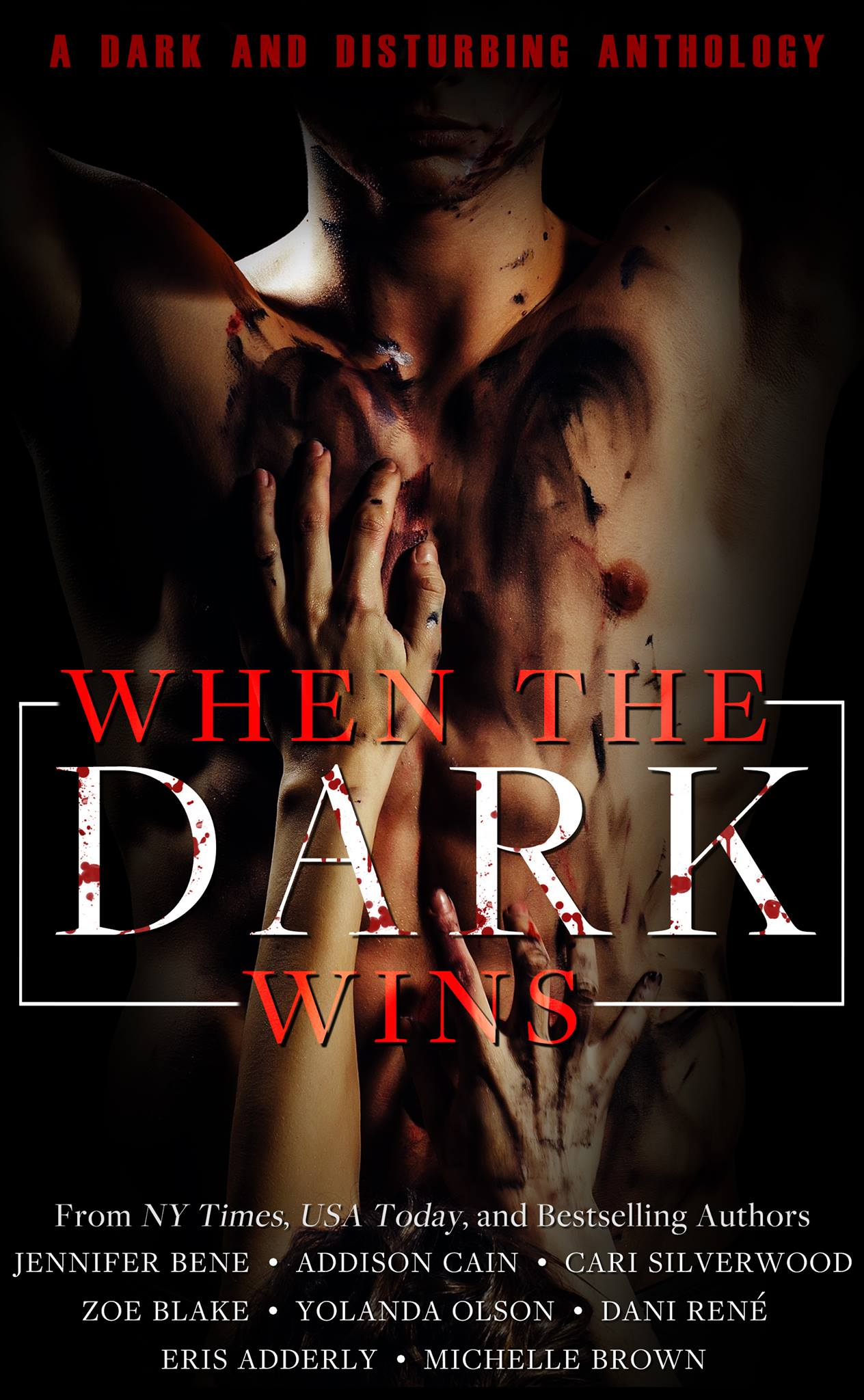 NEW: A Sinner in Virtue, in When the Dark Wins anthology