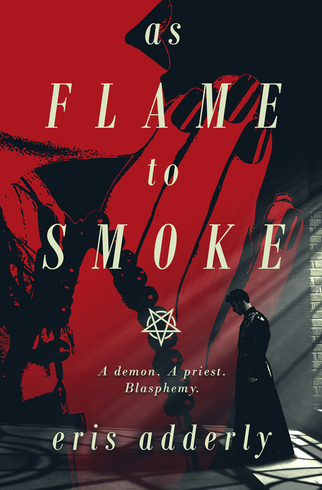 As Flame to Smoke by Eris Adderly ebook cover