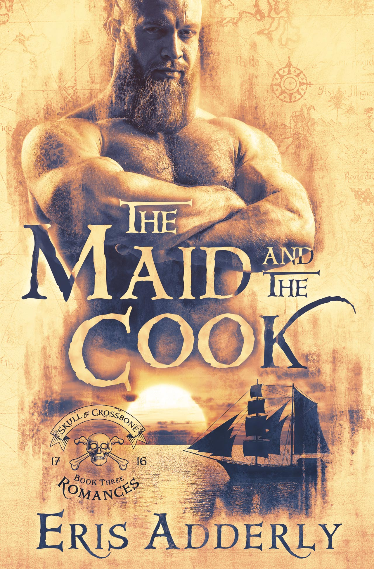 The Maid and the Cook by Eris Adderly ebook cover