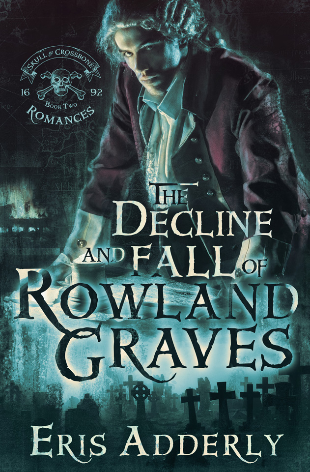 Rowland Graves is haunting Amazon for Halloween.