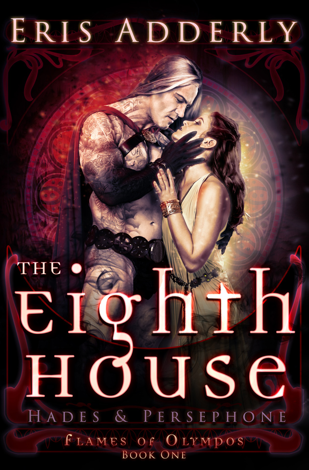 The Eighth House by Eris Adderly ebook cover