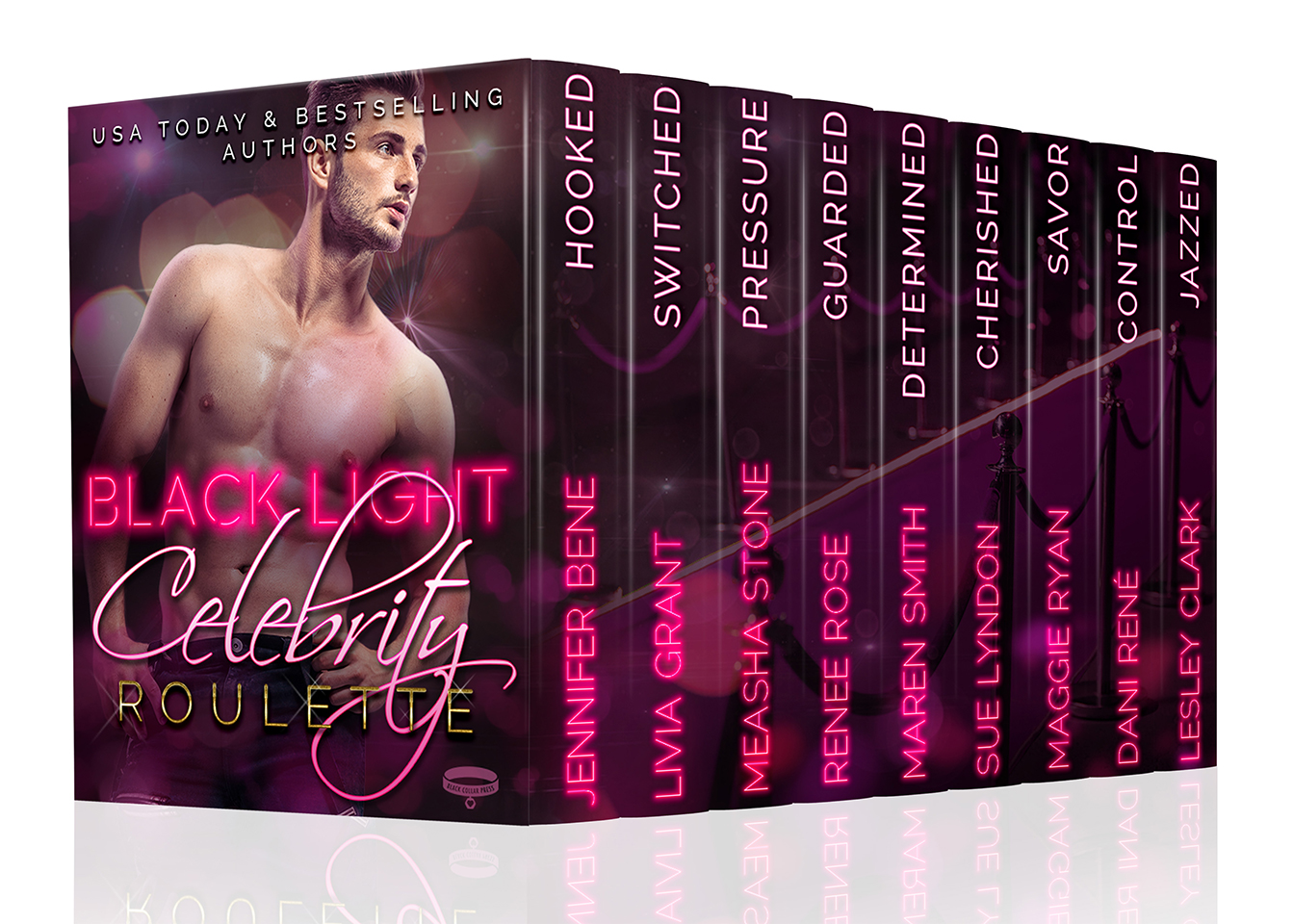 Black Light: Celebrity Roulette from Black Collar Press