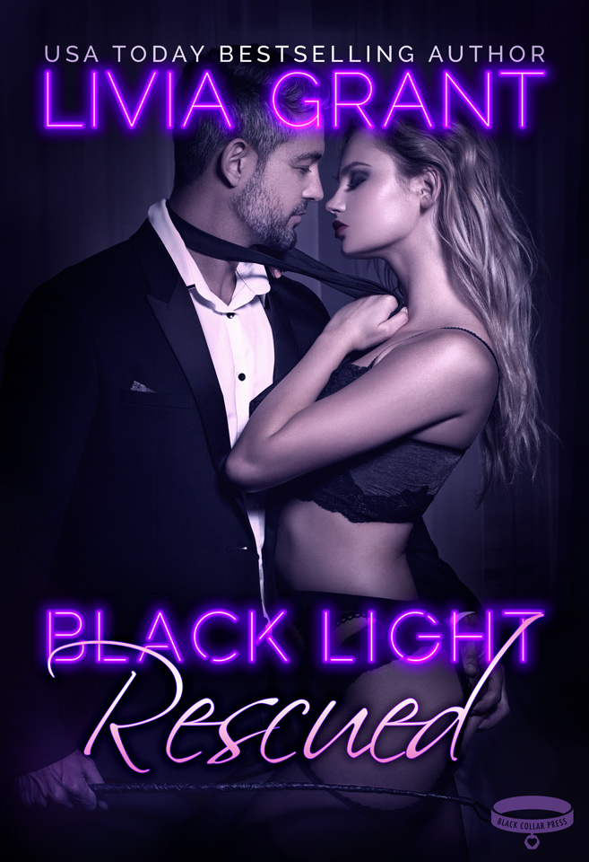 Black Light: Cuffed by Measha Stone