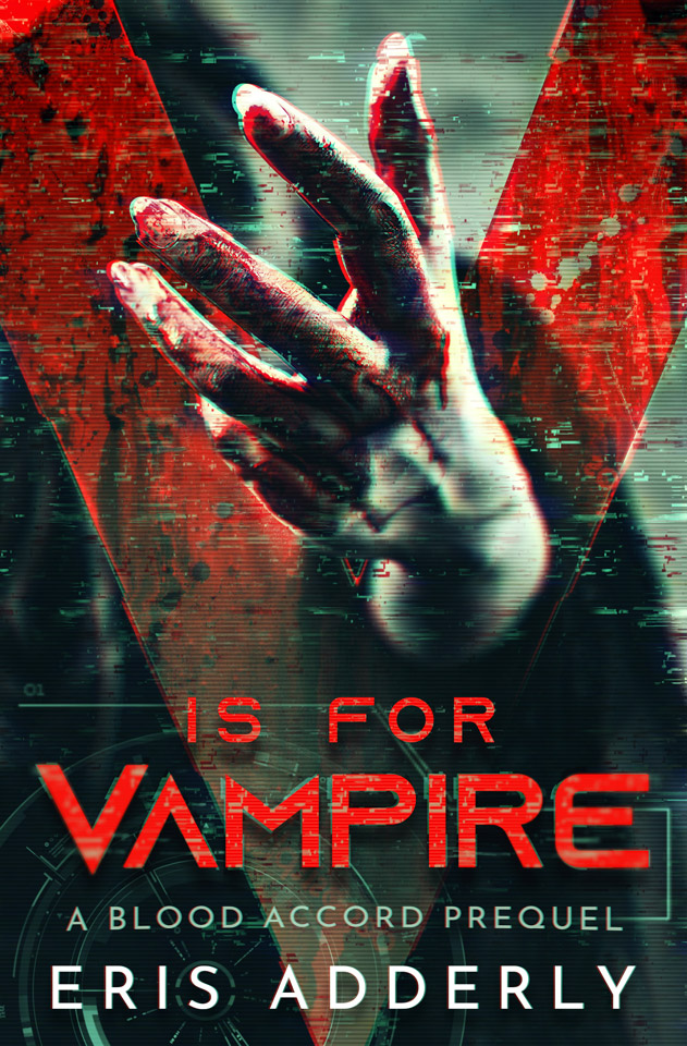 V is for Vampire is available as a stand-alone story!