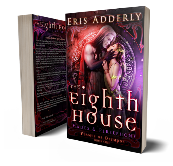 The Eighth House by Eris Adderly paperback
