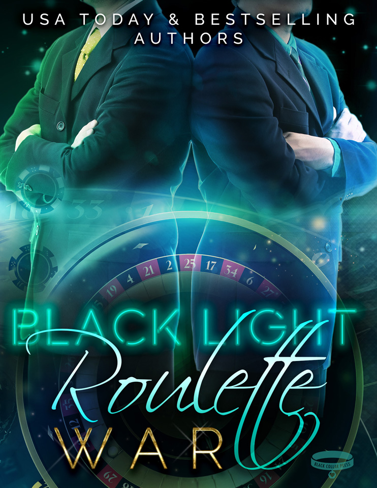 New release! Breathless, in the Black Light: Roulette War anthology