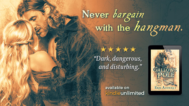 "Never bargain with the hangman. ""Dark, dangerous, and disturbing."" 5 star Amazon review."