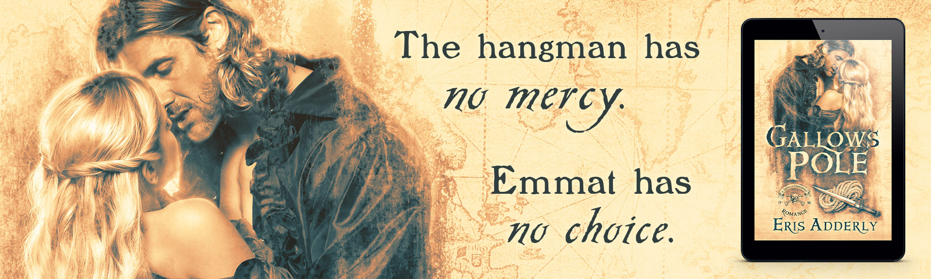 The hangman has no mercy. Emmat has no choice.