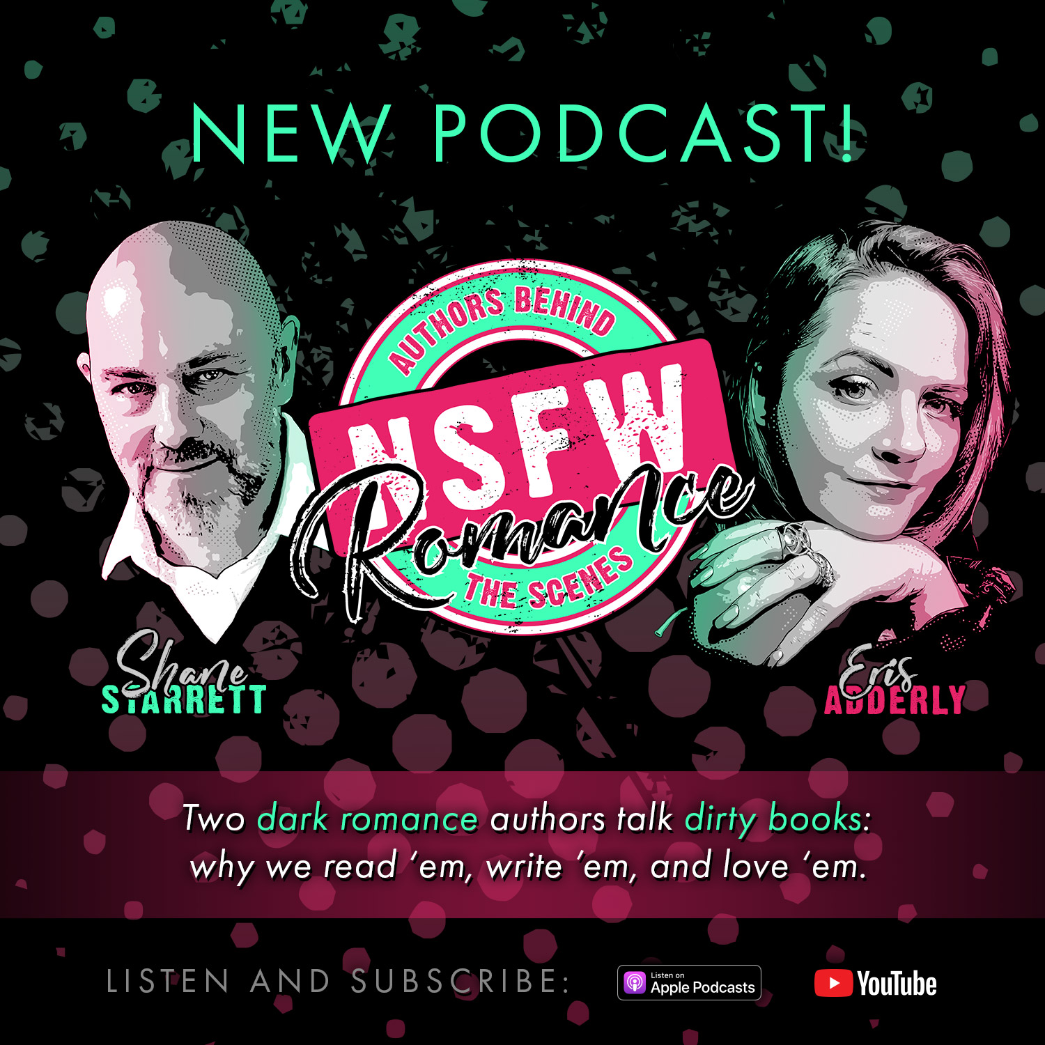 The NSFW Romance Podcast is here!