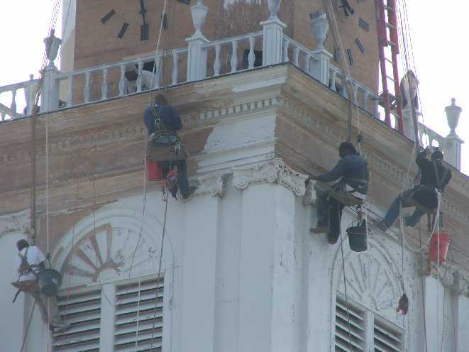 Steeplejack painters