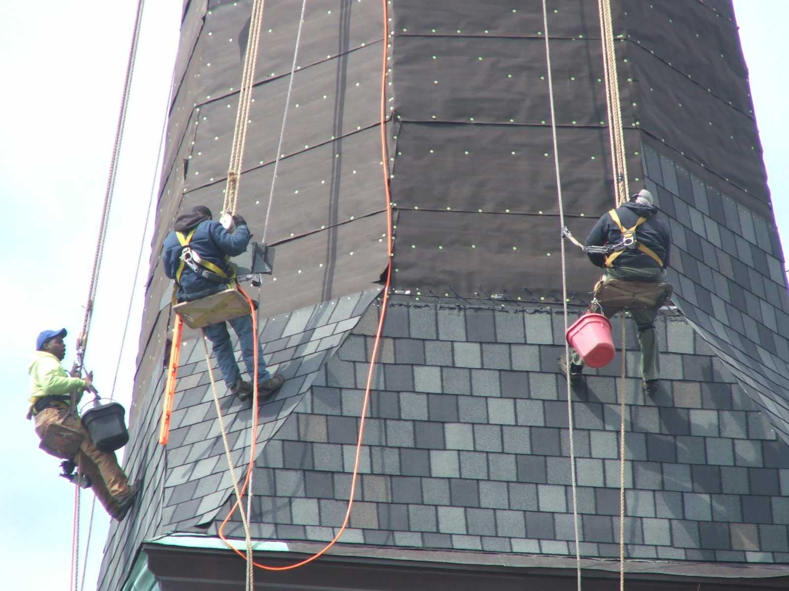 Steeple roofing company
