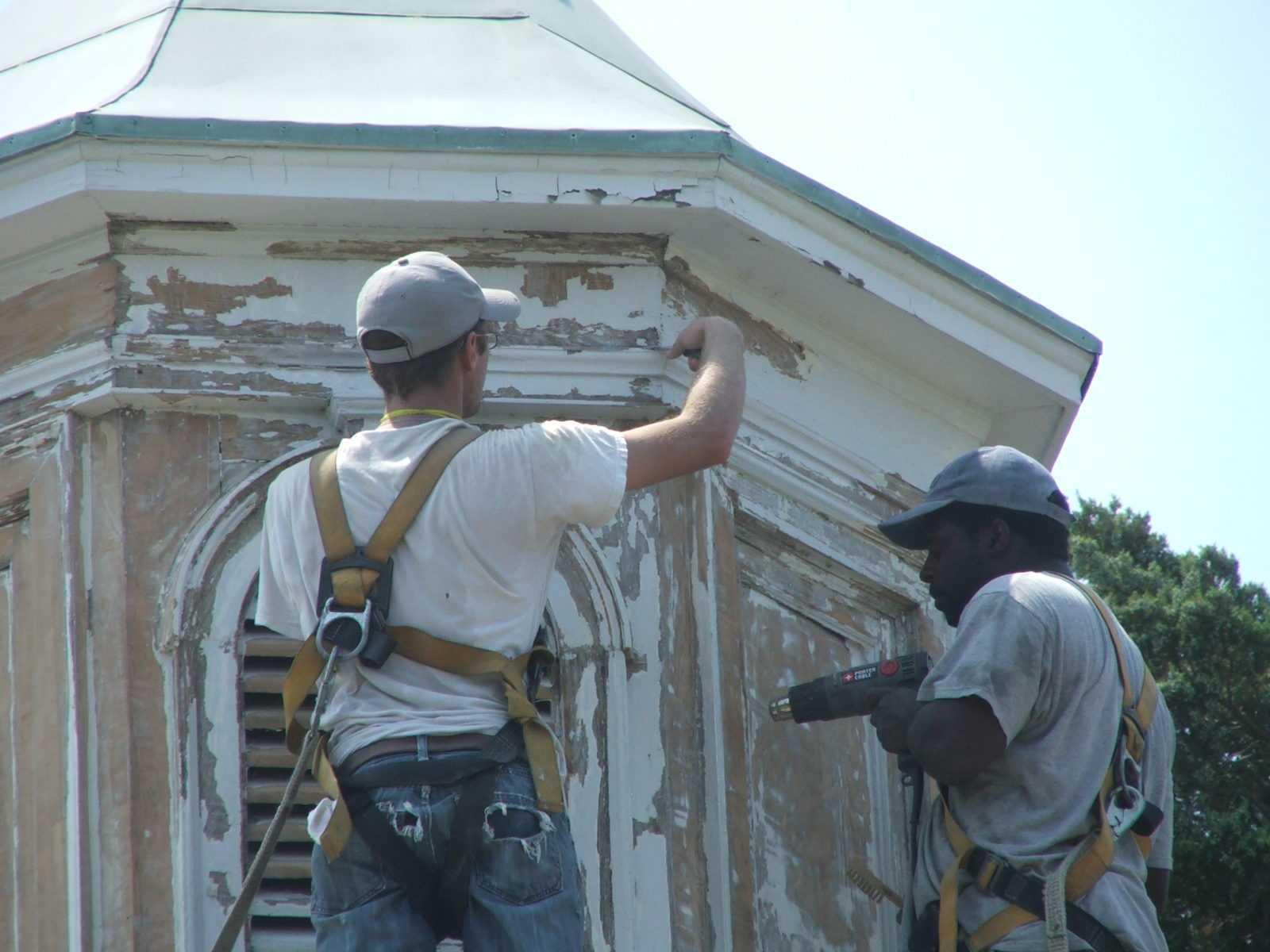 Church painters