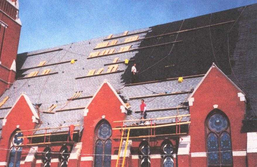 Church Roofers