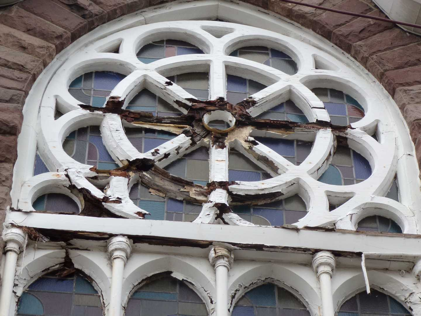 Church Window Restoration