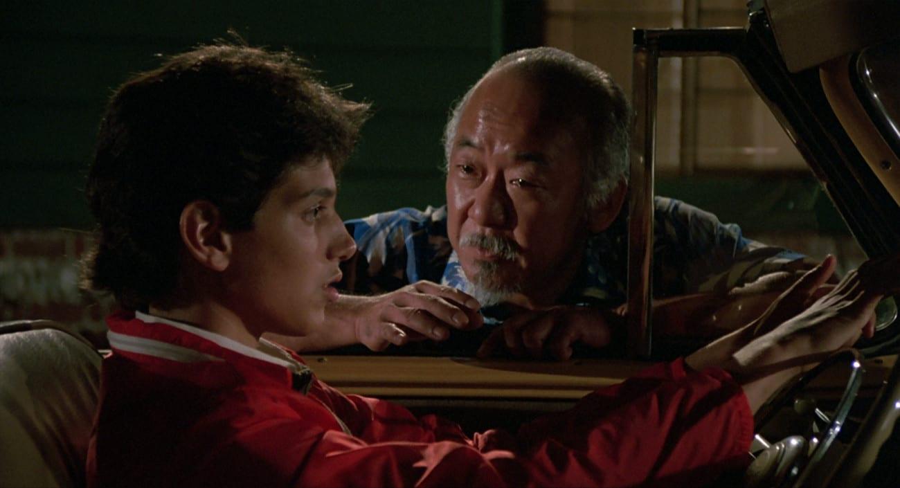 Karate Kid Miyagi Daniel Ford DeLuxe