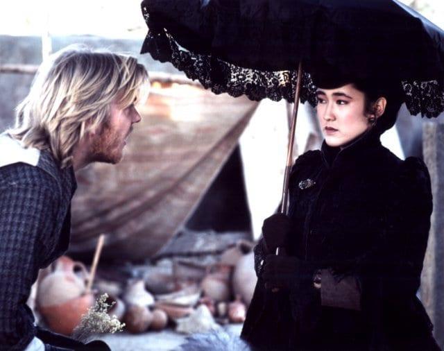 Doc Scurlock Yen Sun Young Guns romance Kiefer Sutherland Alice Cart3er