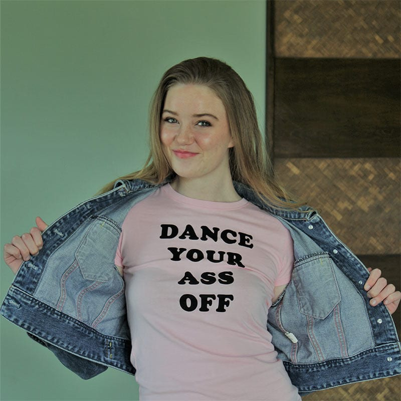 Footloose Dance Your Ass Off Podcast Riley Roberts