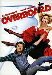 Overboard dvd poster