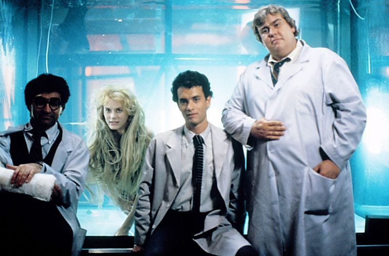daryl hannah tom hanks john candy eugene levy
