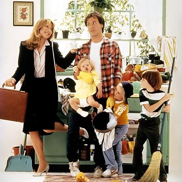 Michael Keaton Teri Garr Mr. Mom John Hughes