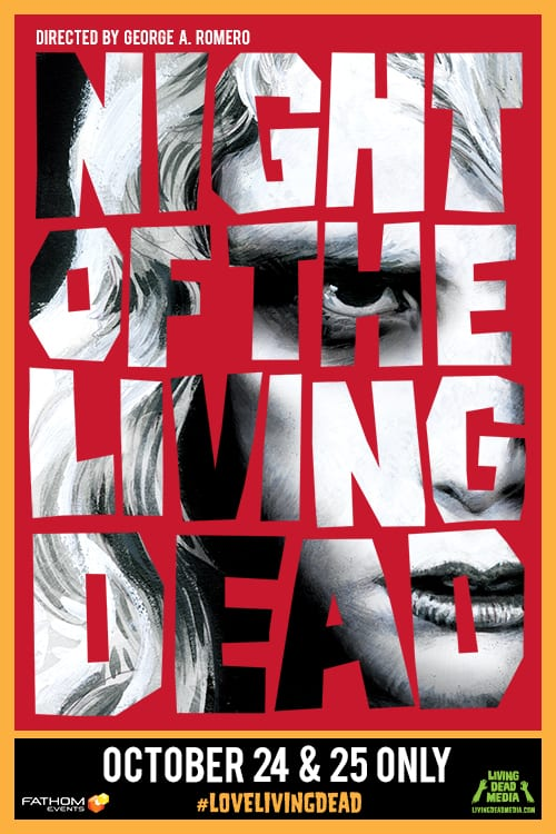 50th anniversary night of the living dead