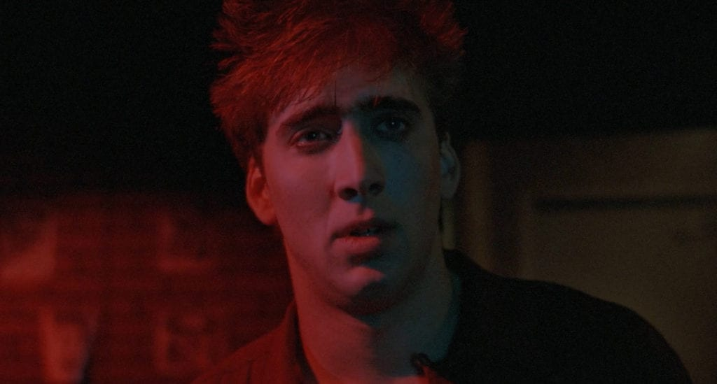 Valley Girl Nic cage