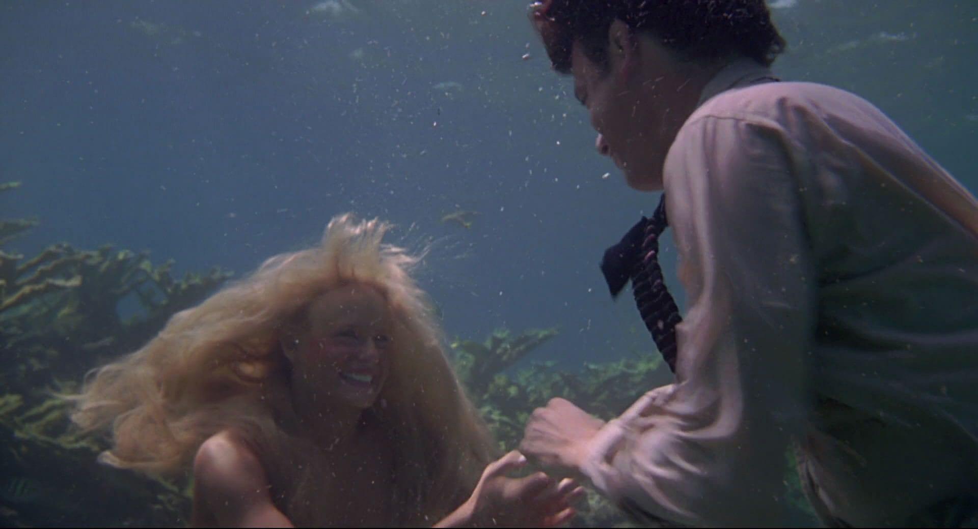 splash daryl hannah underwater tom hanks