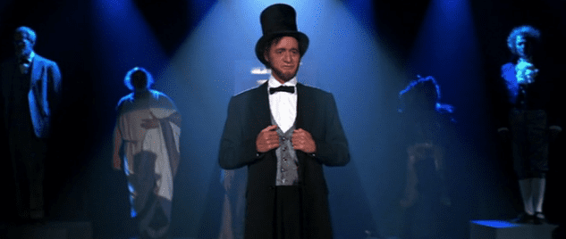 Bill and Ted's Excellent Adventure Abraham Lincoln