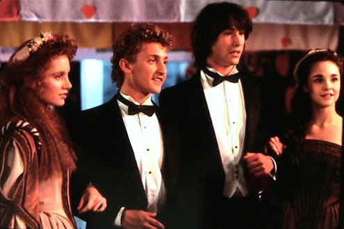 bill ted excellent adventure prom princesses deleted scene