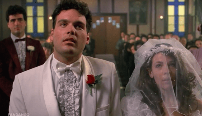 mystic pizza marriage wedding lili taylor vincent d'onofrio