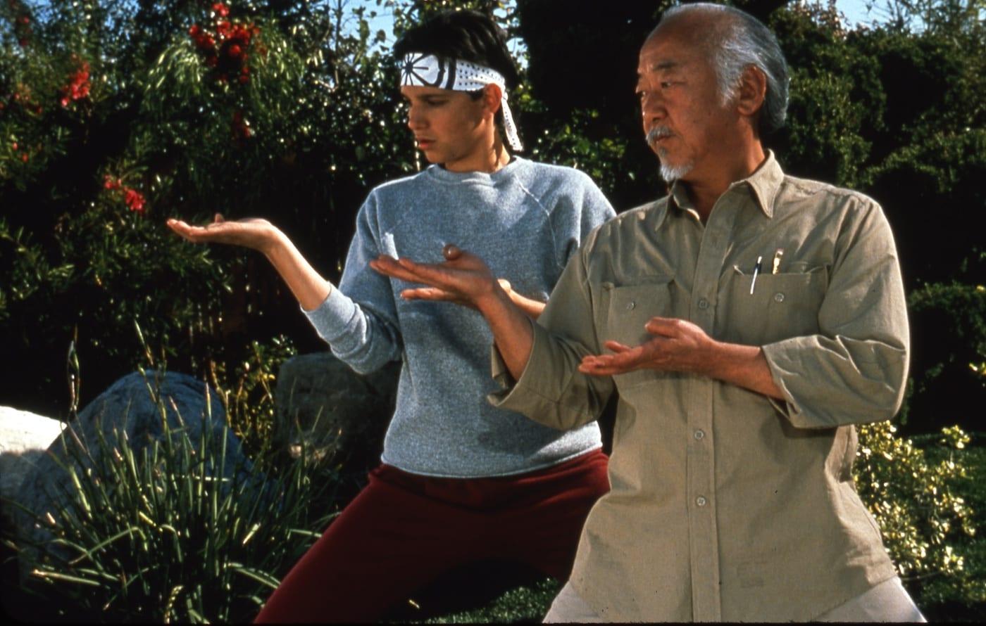 karate kid, my miyagi, daniel, back in theaters