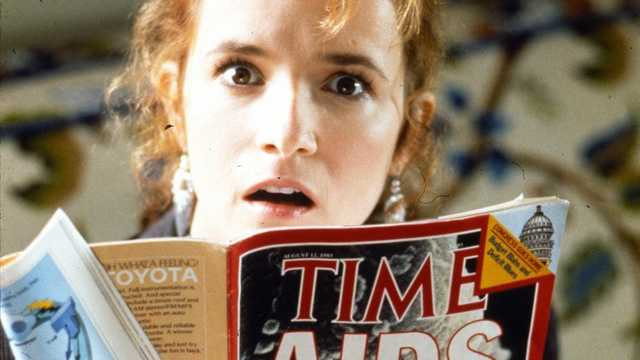 Lea Thompson Time Casual Sex? AIDS