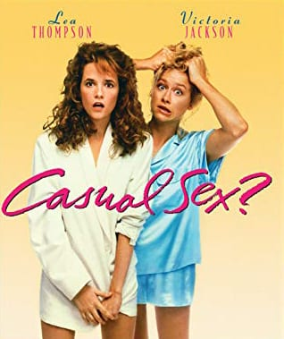 Casual Sex? on Blu-ray