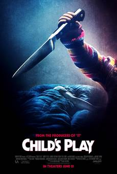2019 Child's Play movie poster
