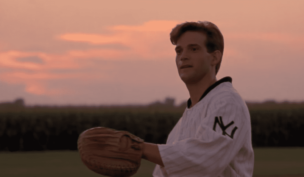 Dwier Brown in FIELD OF DREAMS