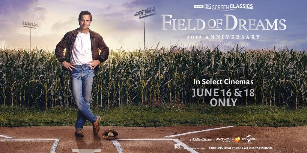 Field of Dreams ticket giveaway