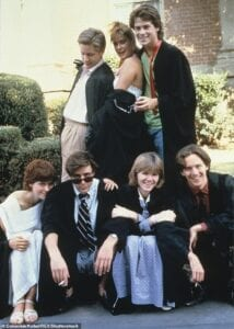 St Elmo's fire cast fun shot alt
