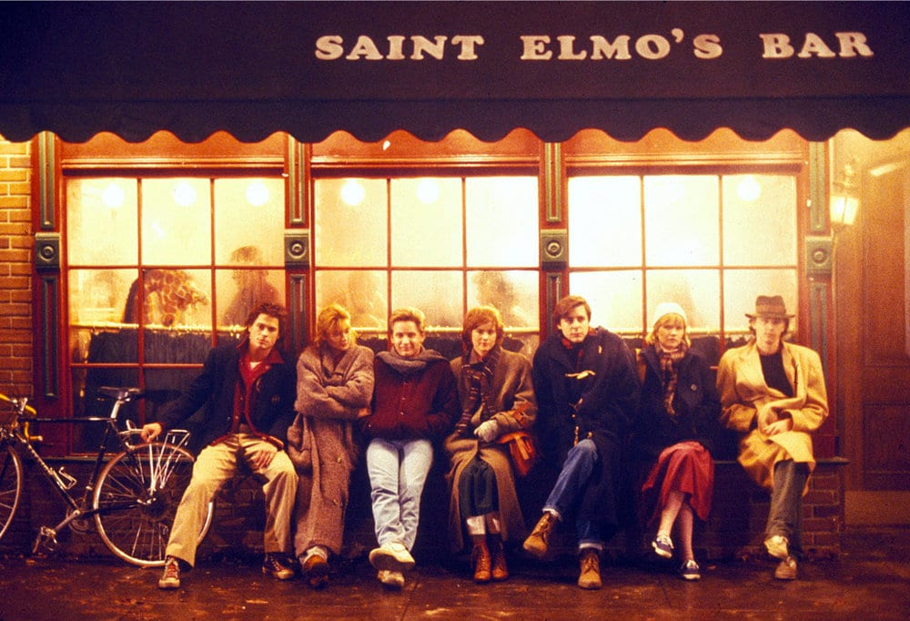 Saint Elmo's Bar cast
