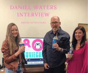 Daniel Waters Riley Roberts Tara McNamara 80s Movies interview