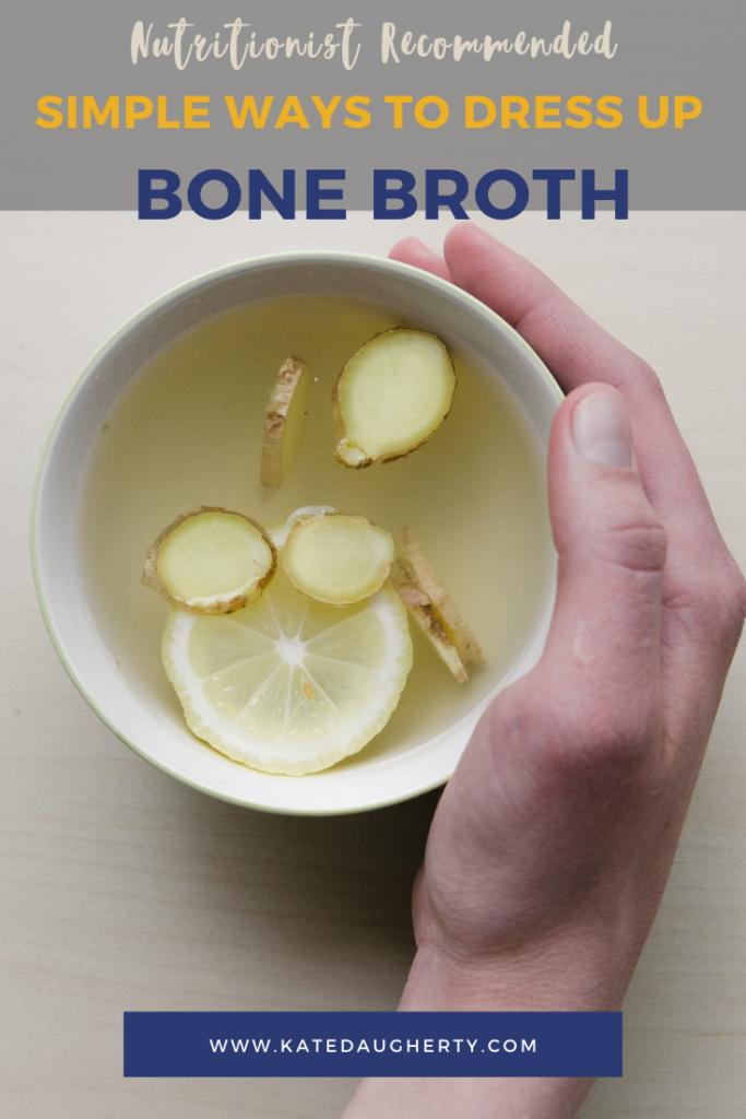 Bone Broth Recipe- Flavor Broth