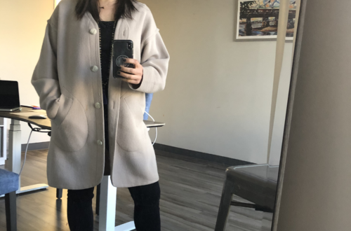 My favorite outfit that I rent from Armoire