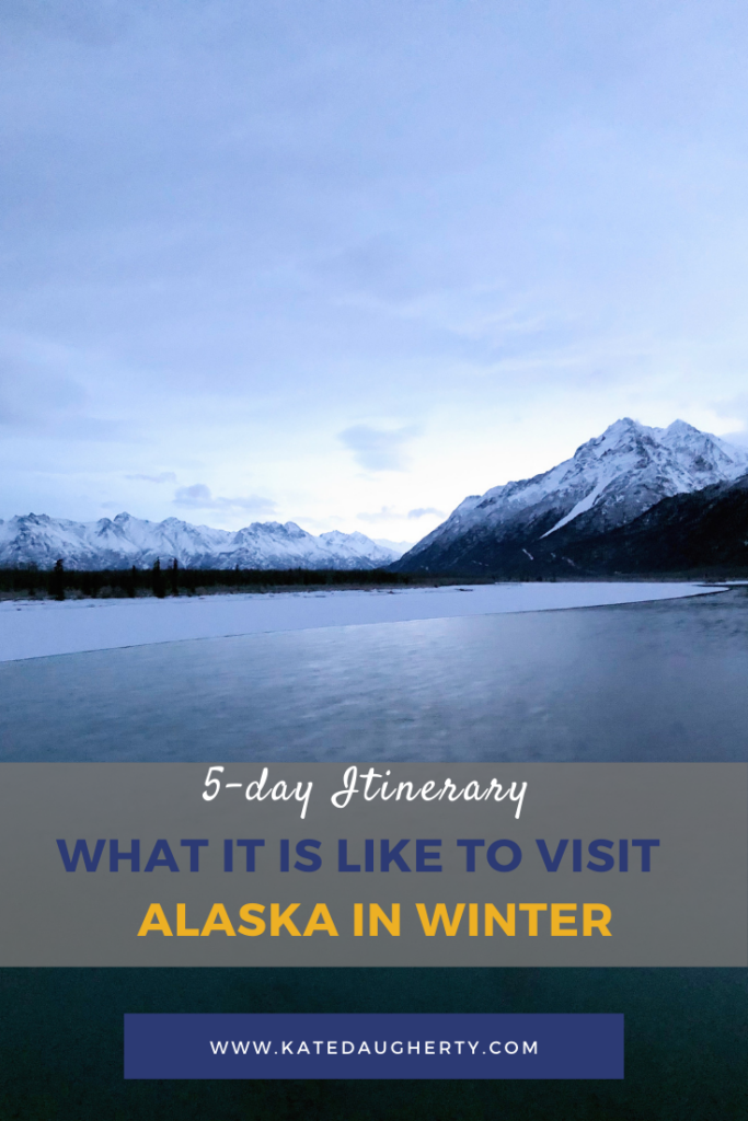 What to do in Winter in AK