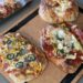 Baked Homemade Pizza Night