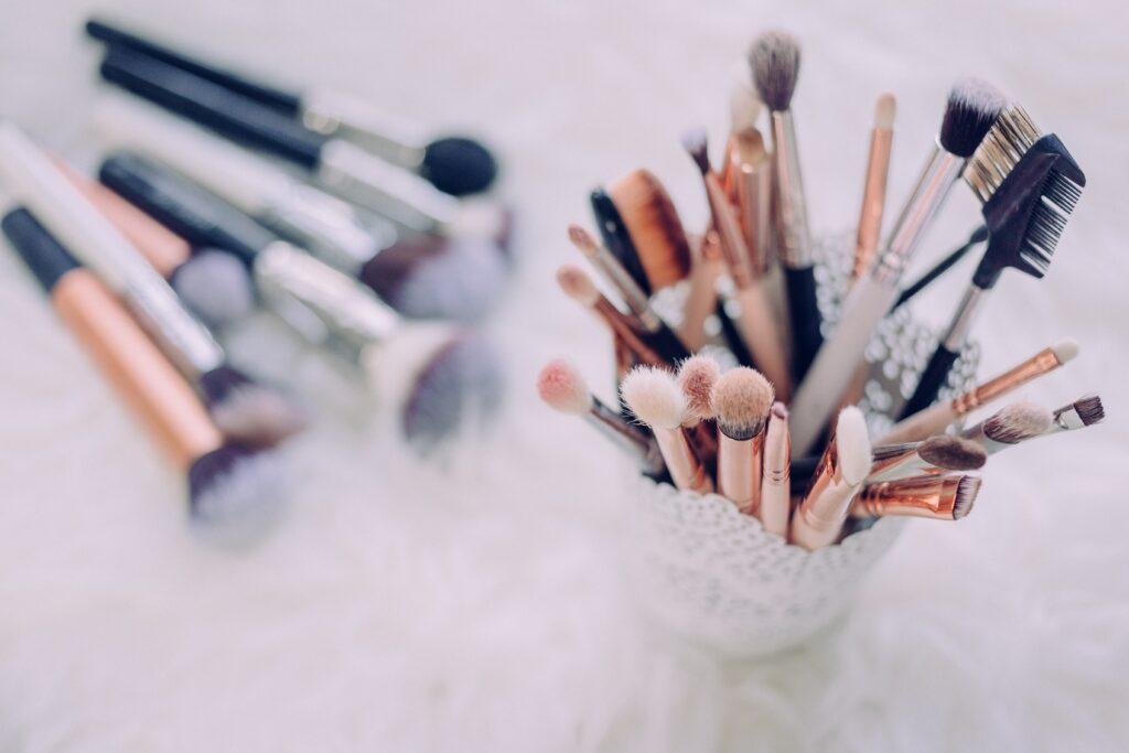 Slowly change the environment by choosing clean beauty products toxic exposures