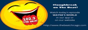 Wayne's World featured on The Beat Chicago's #laughbreak