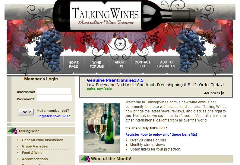 Talking Wines (community)